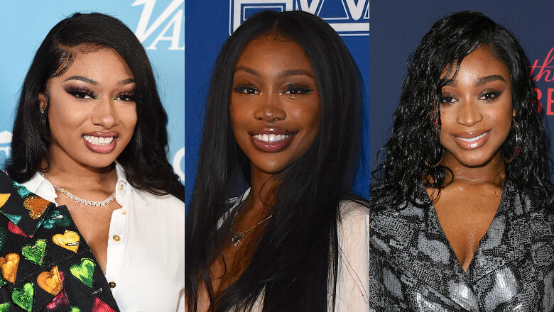 Megan Thee Stallion, SZA & Normani Reveal The First Time They Knew They 'Made It' | Z100