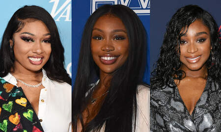 image for Megan Thee Stallion, SZA & Normani Reveal First Time They Knew They Made It