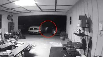 image for Watch: Security Camera Films Eerie Anomaly Outside Home in Georgia