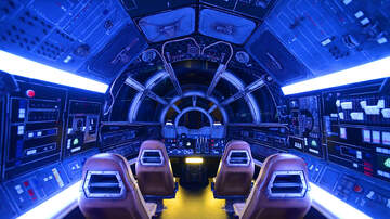 """image for Learn How To Unlock """"Chewie Mode"""" On Millennium Falcon: Smugglers Run"""