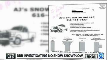 image for 'He's never come': Customers stood up by snowplow company