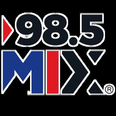 Mix 98.5 logo
