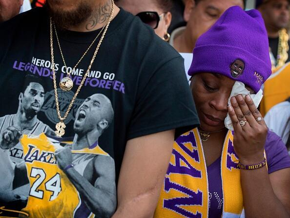 Kobe Bryant Memorial Stuff Turns Up On eBay | Munch on Sports | Fox Sports 1350 The Gambler