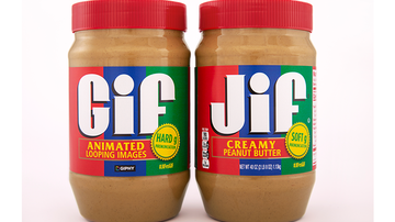 image for Jif & GIPHY Set the Record Straight On How To Correctly Pronounce GIF