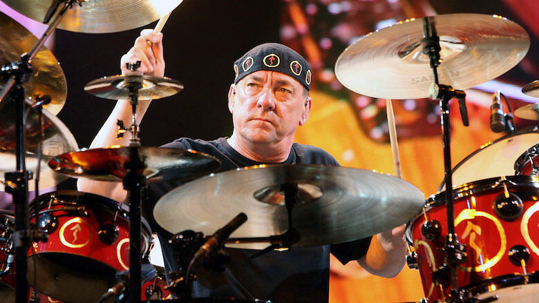 Neil Peart To Be Honored With Hometown Tribute Concert | iHeartRadio