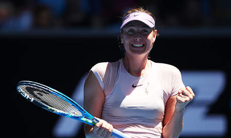 image for Maria Sharapova Announces Her Retirement From Tennis
