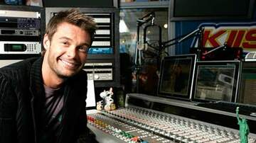 image for Ryan Seacrest Celebrates His Radio Sweet 16! Relive the Years