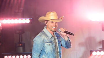 image for Dustin Lynch was on Jimmy Kimmel Live this week