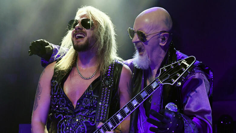 Judas Priest Announce 50th Anniversary Tour: See The Dates | iHeartRadio