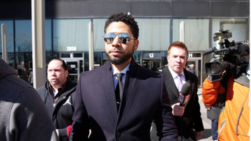 image for Jussie Smollett Breaks His Silence Amid New Charges