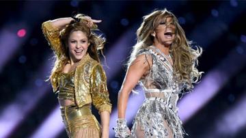 image for Jennifer Lopez & Shakira Halftime Show Receive 1,300 FCC Complaints