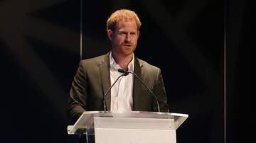 image for Prince Harry Wants to Be Known Only as Harry Now