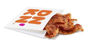 image for Move over chicken sandwhich make way for Bag of bacon