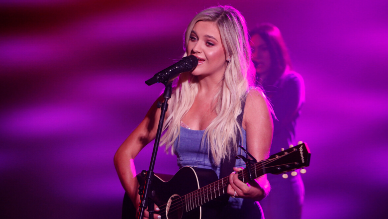 Kelsea Ballerini Collaborates With Kenny Chesney And Halsey On New Album | iHeartRadio