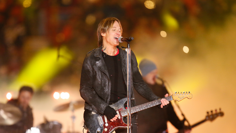 Keith Urban Drops New Song, 'God Whispered Your Name' | iHeartRadio