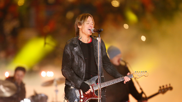 image for Keith Urban Drops New Song, 'God Whispered Your Name'