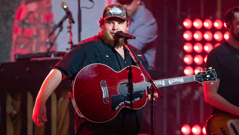 Luke Combs Goes Vegan After Losing A Bet | iHeartRadio