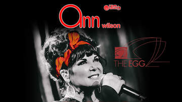 image for PYX 106 Welcomes Ann Wilson at The Egg