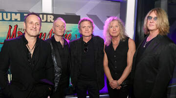 image for DEF LEPPARD:  'London To Vegas' Live Concerts Details