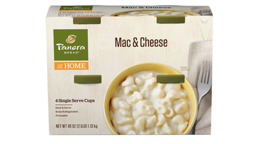 image for Costco Will Sell Panera Bread's Mac & Cheese In Microwavable Bowls
