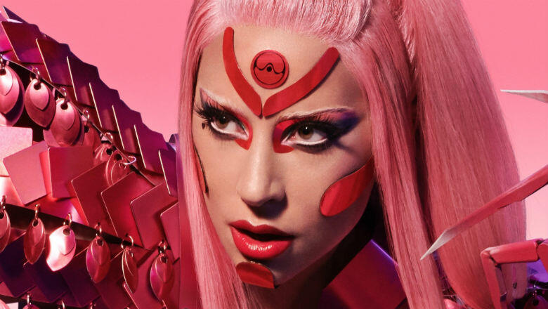 Lady Gaga Returns with New Single 'Stupid Love' & Its Cosmic Music Video | iHeartRadio