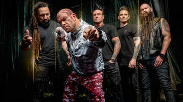 image for Five Finger Death Punch Releases 'Most Important' Album 'F8'