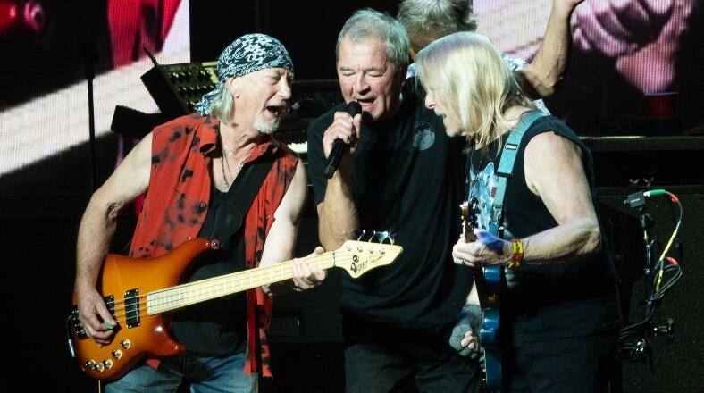 Deep Purple Announces Its First Album In Three Years, 'Whoosh!'' | iHeartRadio
