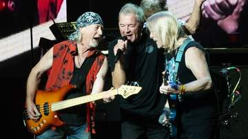 image for Deep Purple Announces Its First Album In Three Years, 'Whoosh!'