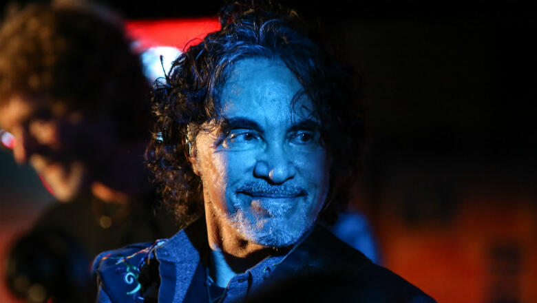 John Oates Shares Recovery Photo After Emergency Surgery | iHeartRadio