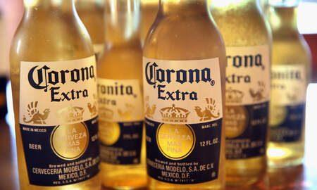 image for Americans Are Avoiding Corona Beer Because of The Coronavirus Outbreak