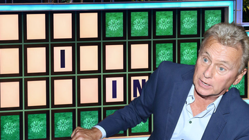 image for Pat Sajak's Embarrassing & Awkward 'Wheel' Moment Causes Twitter To Explode