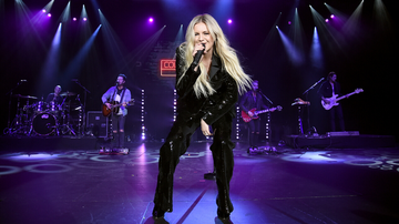 image for Kelsea Ballerini Releases New Song, 'Hole In The Bottle'