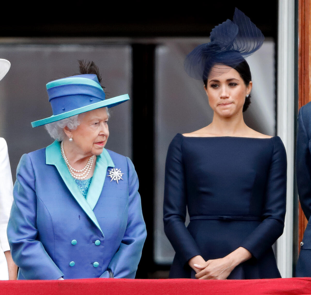 Queen Elizabeth 'Exhausted, Both Physically and Emotionally' After Megxit Drama | iHeartRadio
