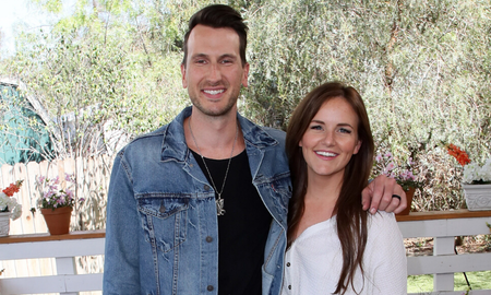 image for Russell Dickerson And Wife Kailey Are 'Open' To Having Kids In Near Future