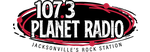 107.3 Planet Radio - Jacksonville's Rock Station
