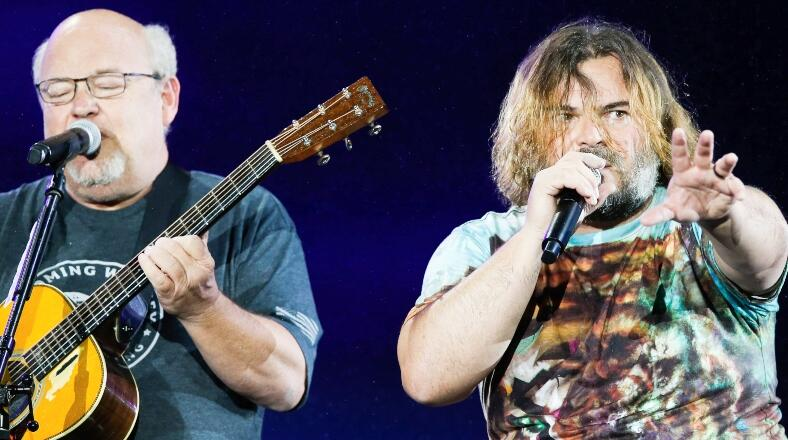 Tenacious D Announces Fall Tour In Swing States To Boost Voter Registration