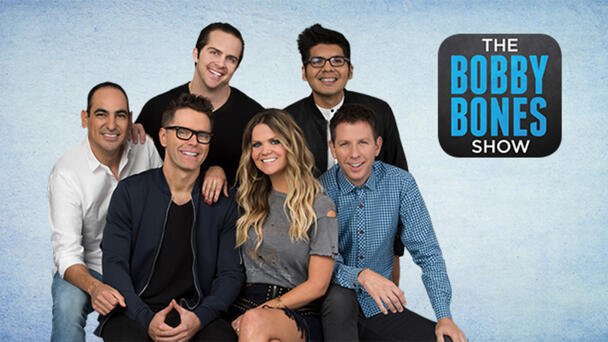 Wake up with The Bobby Bones Show on 98 TXT!