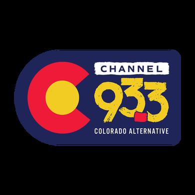Channel 93.3 logo