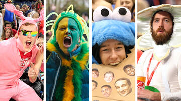 image for 20 Superfans of College Basketball