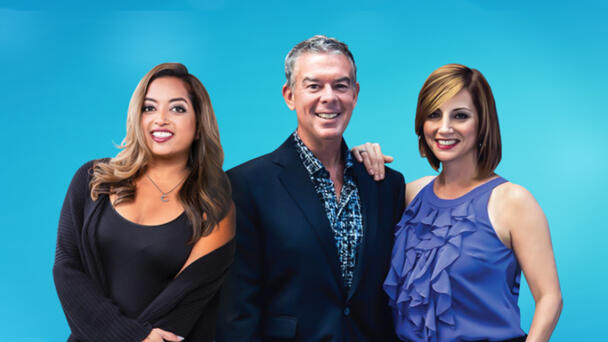 Find out what happened today on Elvis Duran and the Morning Show!v