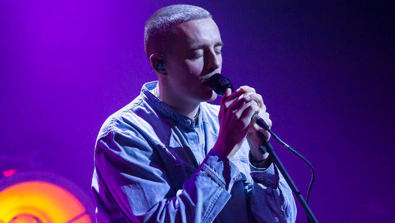 Dermot Kennedy Talks Legacy At Chase Sound Check Show