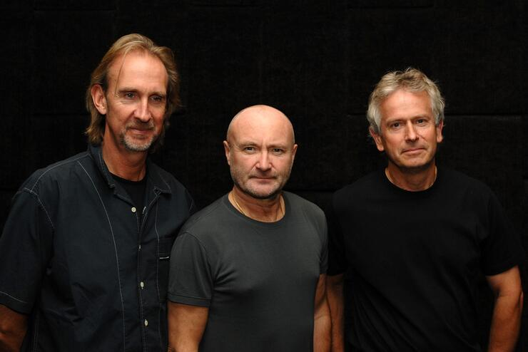 "Genesis Announces The ""Turn It On Again Tour"""