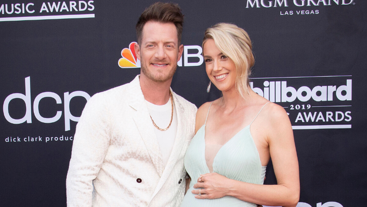 Florida Georgia Line's Tyler Hubbard And Wife Hayley Expecting Third Child