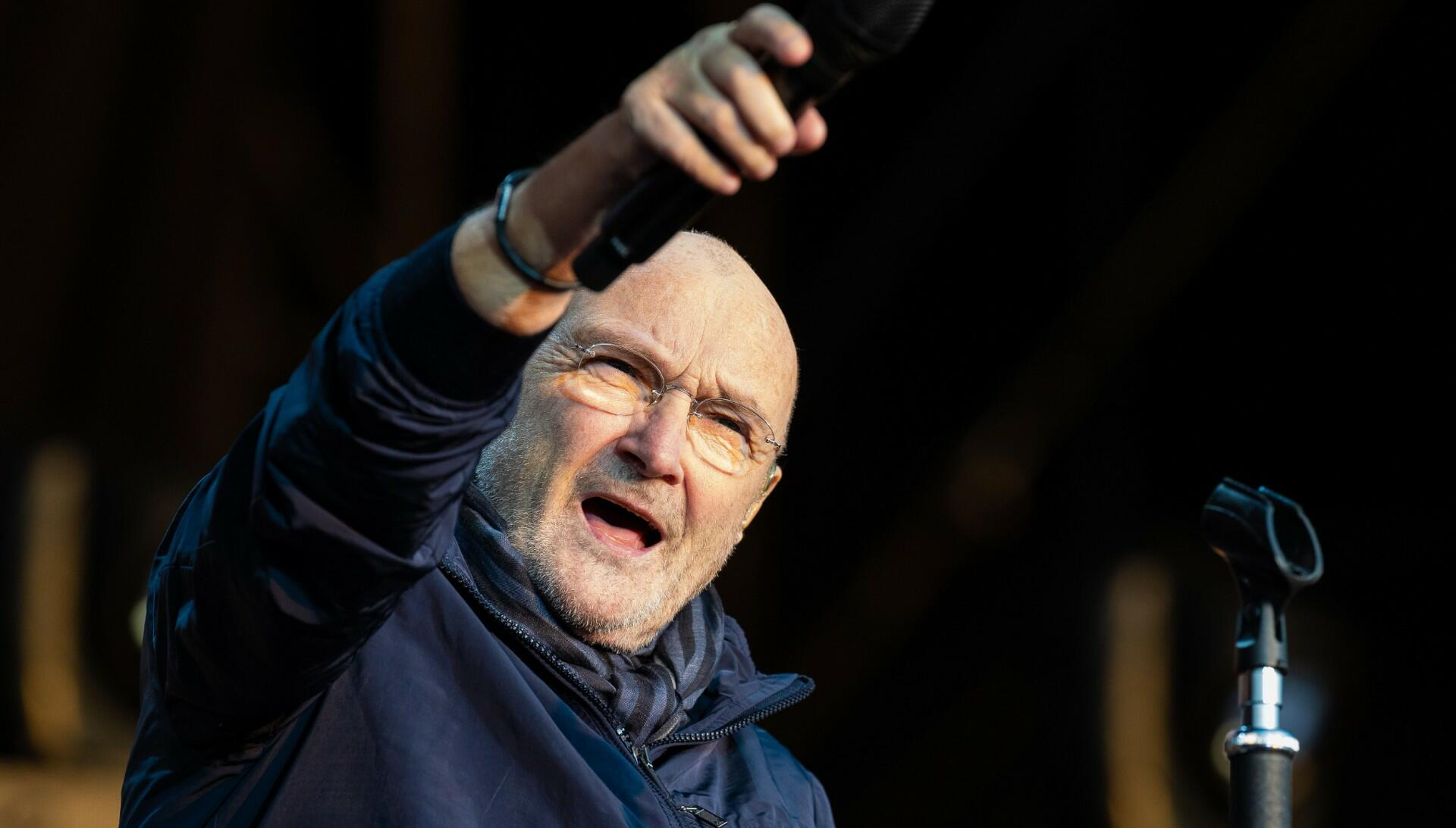 Phil Collins Says He Will Play Drums For 'Bits' Of Coming Genesis Reunion