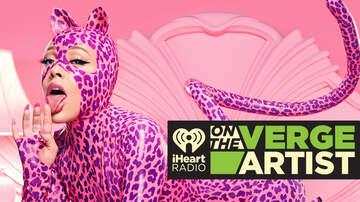 image for Doja Cat: iHeartRadio On The Verge Artist