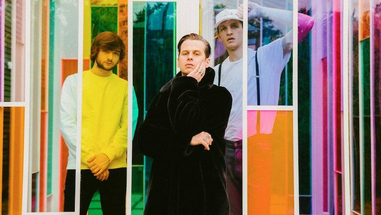 Foster The People Team Up With Louis The Child On Vibrant 'Every Color'