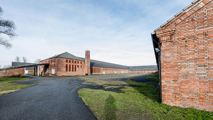From 1938 to 1945, more than 100,000 people were imprisoned at Neuengamme, 500,000 of whom died, among other things, as a result of forced labor.