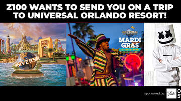 image for Elvis Duran Show's Universal OrlandoFree Trip Phone Tap Sweepstakes Rules
