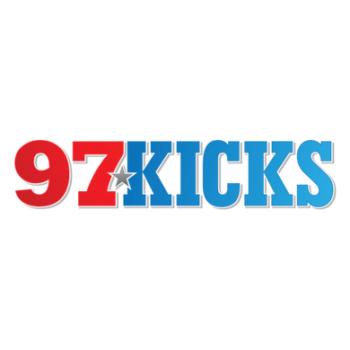 97 Kicks FM logo