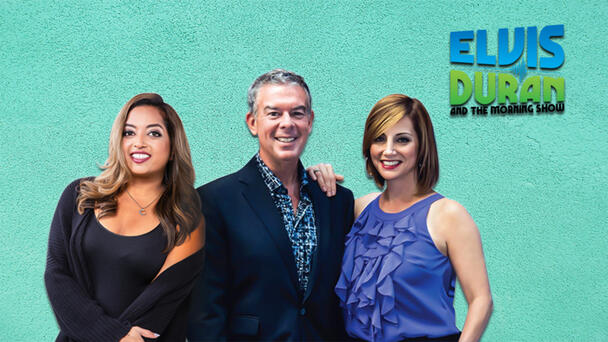 Wake up with Elvis Duran & The Morning Show on 94.1 ZBQ!